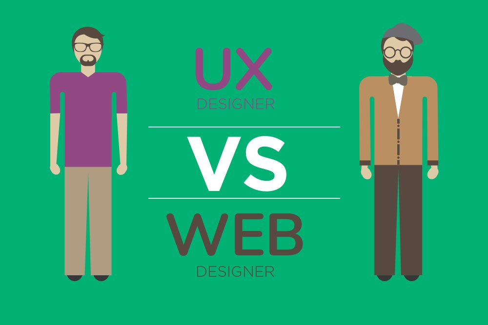 Ux Vs Ui Vs Web Design What S The Difference